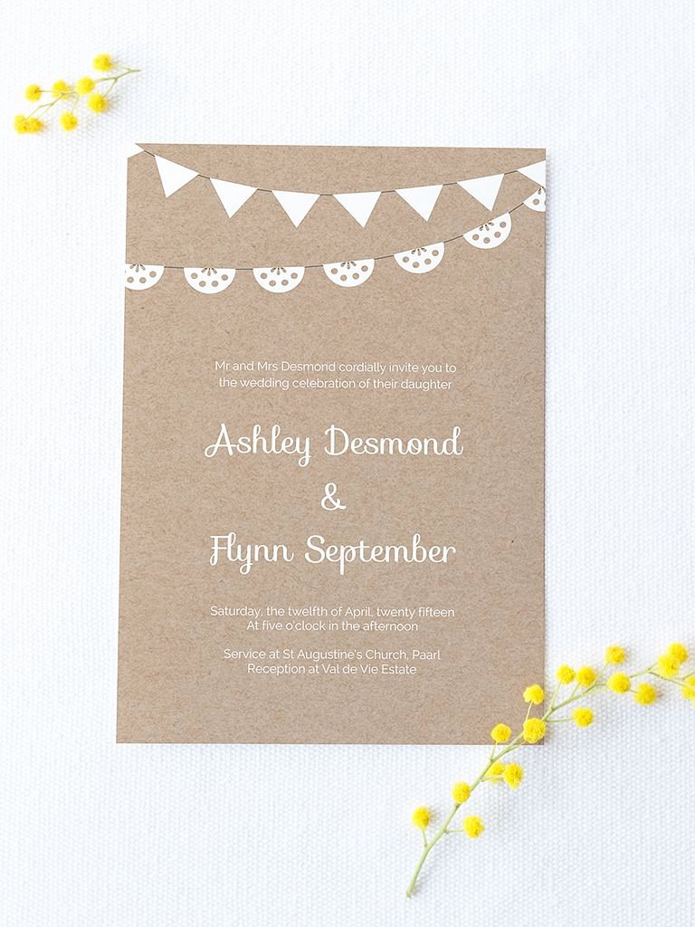 Media Announcement Template Awesome 16 Printable Wedding Invitation Templates You Can Diy