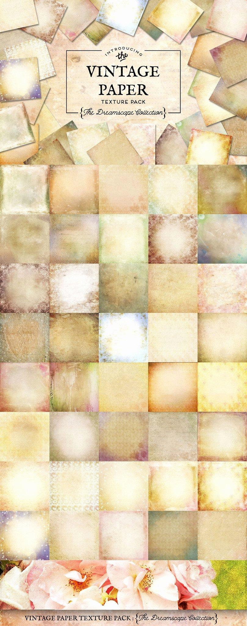 mega paper texture bundle