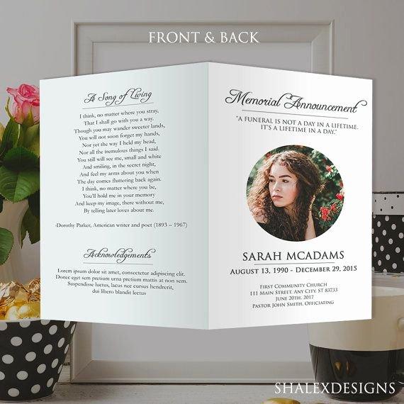 Memorial Card Template Inspirational 25 Best Ideas About Memorial Cards On Pinterest