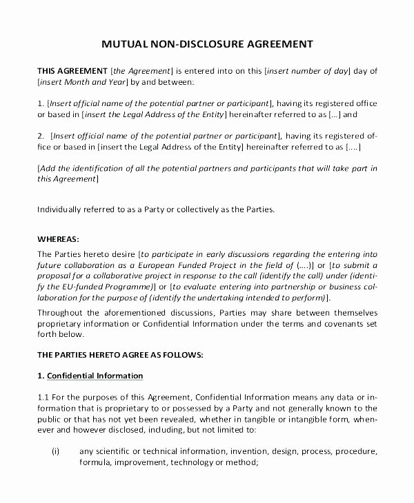 Mental Health Confidentiality Agreement Template New Patient Confidentiality Agreement