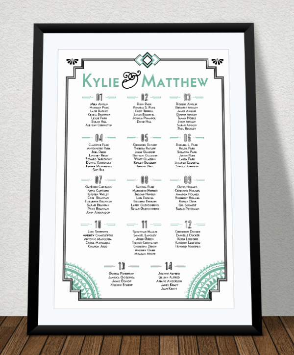 Microsoft Seating Chart Template Unique 20 Beautiful Wedding Seating Chart Ideas Templates
