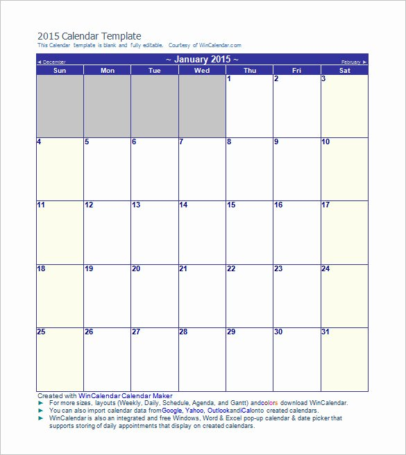 Microsoft Word Weekly Calendar Template Unique Calendar Template 41 Free Printable Word Excel Pdf