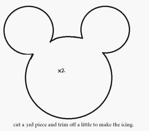 Minnie Mouse Cut Out Template New 36 Handy Minnie Mouse Printables