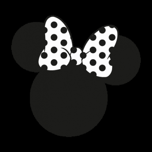 Minnie Mouse Template Pdf Inspirational Minnie Mouse Head Vector – 101 Clip Art