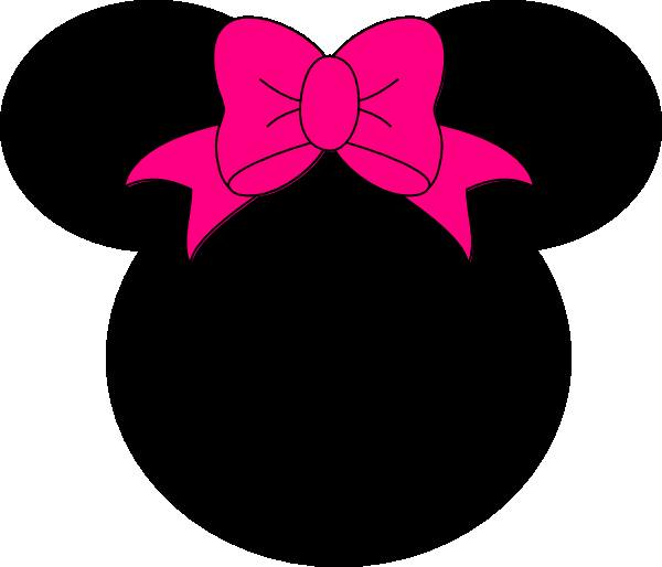 Minnie Mouse Template Pdf Lovely Minnie Mouse Clipart Clipart Suggest
