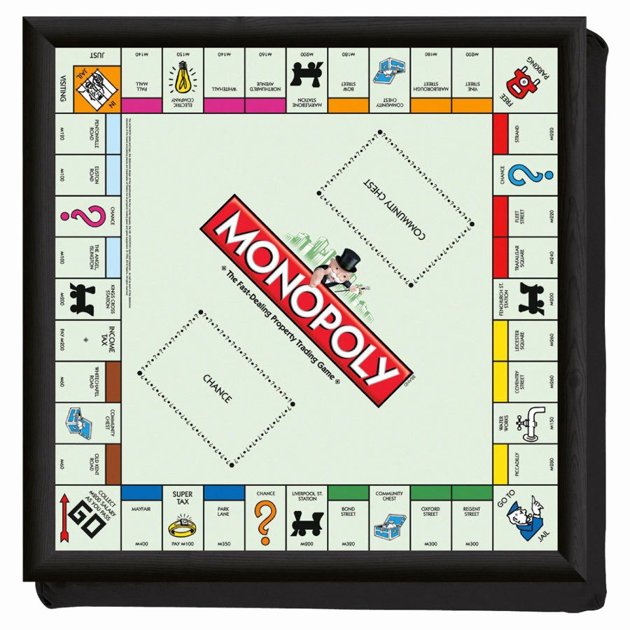 Monopoly Board Printable Beautiful A Monopoly Game with Real Money Oui but Only In France
