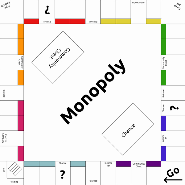 Monopoly Game Template Best Of Monopoly Template by Lunarcloud D Bdjts