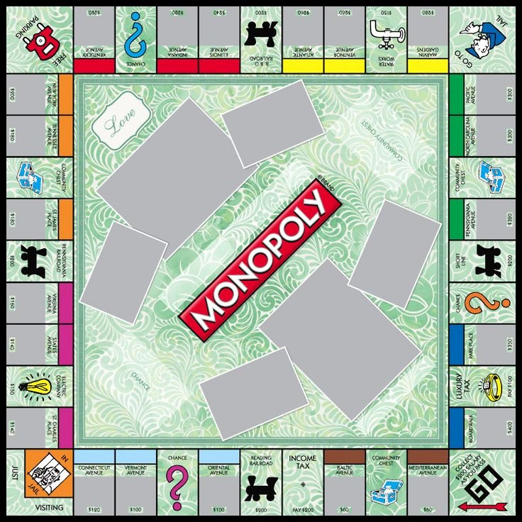 Monopoly Game Template Fresh 18 Best Monopoly Game Templates Images On Pinterest