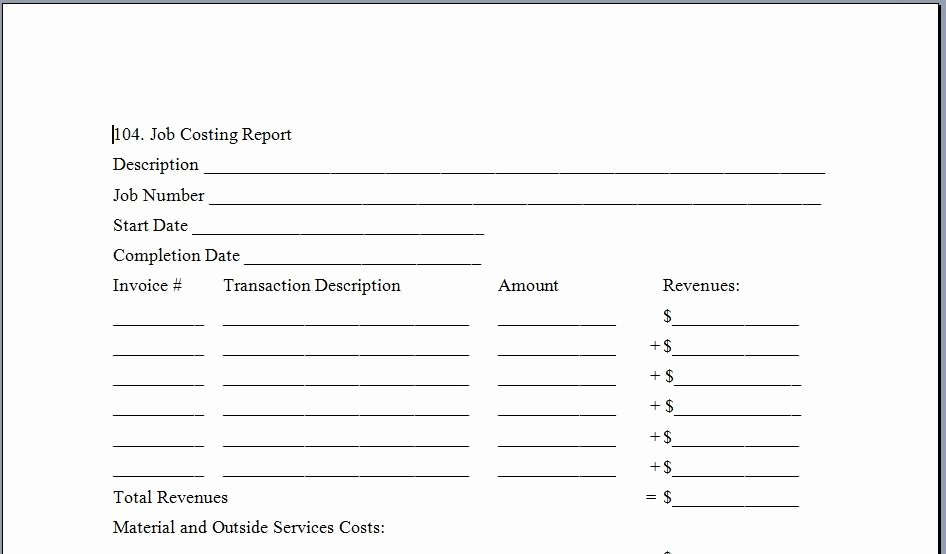 Motel 6 Receipt Template Fresh Free Printable Business Plan Templates