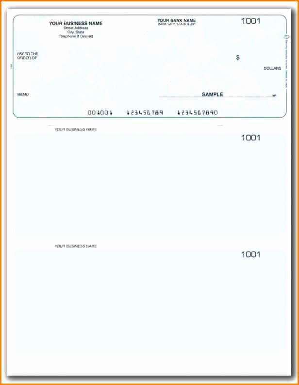 11 payroll checks templates