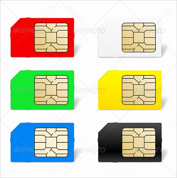 Nano Sim to Micro Sim Template Fresh Micro Sim Card Template 12 Free Printable Sample