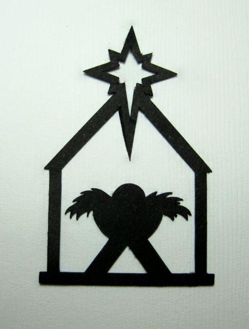 "Nativity Scene Silhouette Pattern Free New Search Results for ""nativity Silhoulette Clip Art"