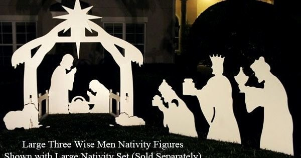 Nativity Scene Silhouette Printable Fresh Free Silhoutte Nativity Scene Patterns