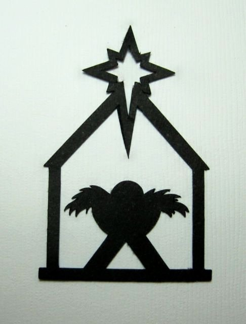 """Nativity Scene Silhouette Printable Lovely Search Results for """"nativity Silhoulette Clip Art"""