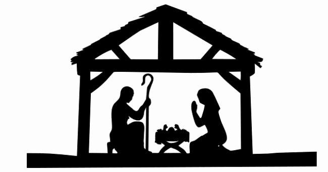 Nativity Scene Silhouette Printable Unique 44 Best Block Art Images On Pinterest