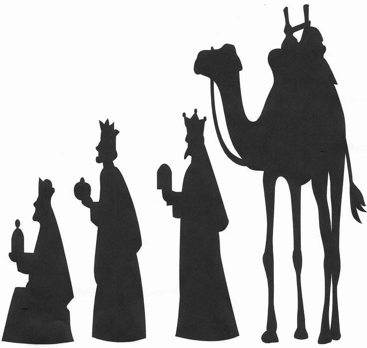 Nativity Silhouette Printable Beautiful 144 Best Images About Nativity Silhouettes On Pinterest
