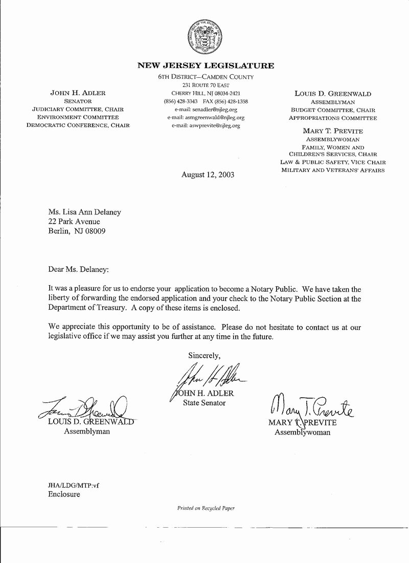 Notary Public Letter Template Best Of Best S Of Notary Public Letter format assignment