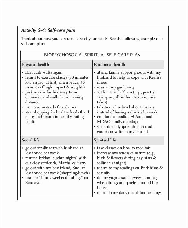 Nursing Education Plan Template Beautiful 26 Of Nursing Education Plan Template