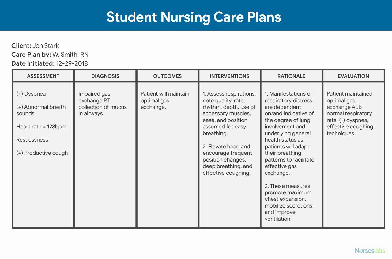 Nursing Patient Teaching Plan Sample Awesome Nursing Care Plan Ncp Ultimate Guide and Database