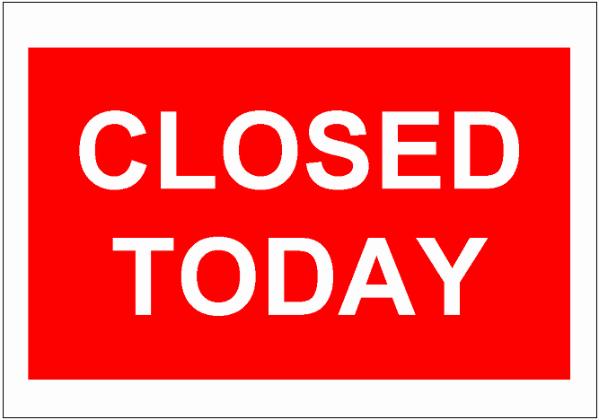 Office Closed Sign Template Fresh Download Pro HTML5 Programming Powerful Apis for Richer