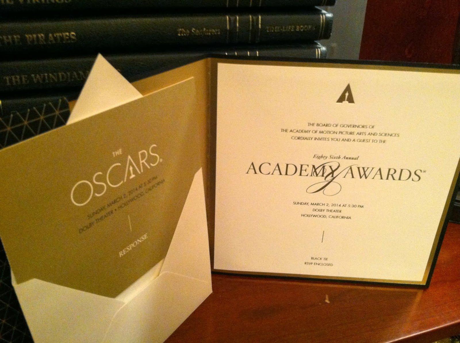 Oscar Invitation Templates Inspirational Home Food