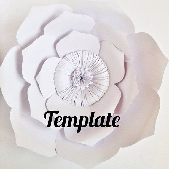 Paper Rose Template Martha Stewart Beautiful 140 Best Images About Paper Flowers On Pinterest