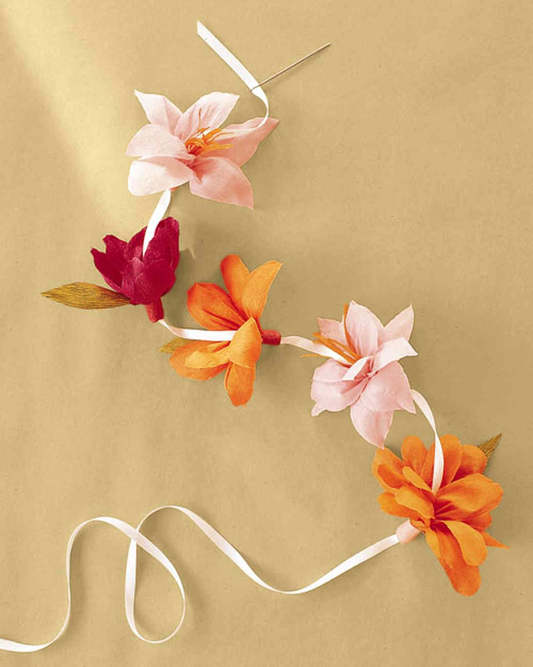 Paper Rose Template Martha Stewart New How to Make Crepe Paper Flowers