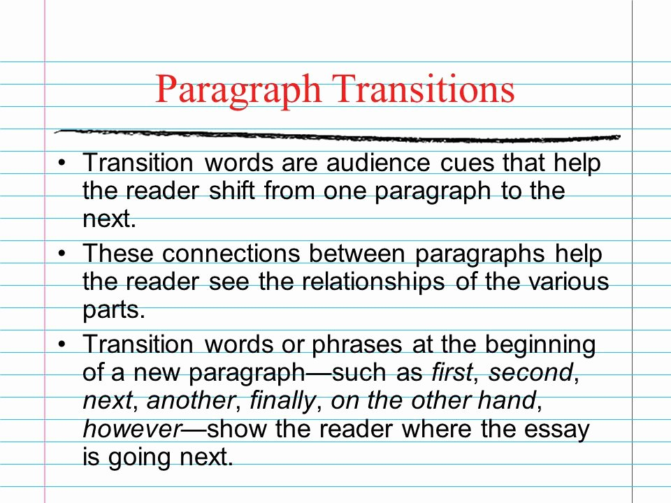 Paragraph Transition Words for Essays Fresh Cohesive Devices Coherence In Writing Means Achieving A