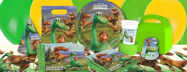 Party City Dinosaur Party Awesome the Good Dinosaur Feestartikelen