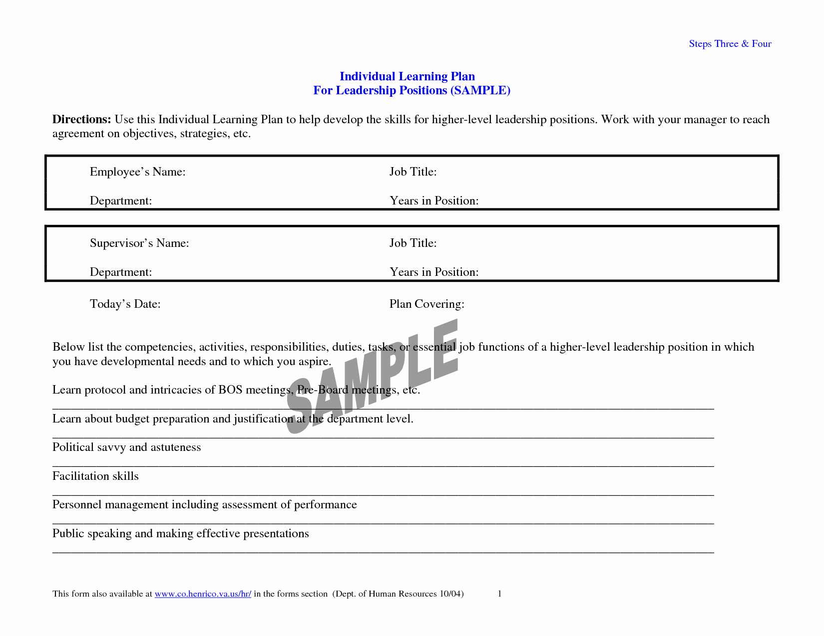 Personal Learning Plan Template Beautiful Best S Of Individual Work Plan Template Individual