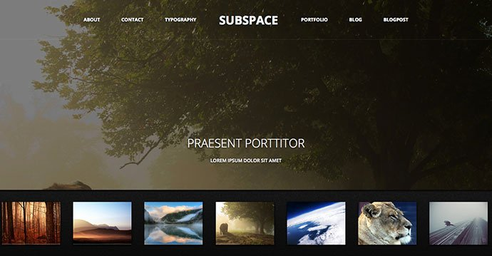 Photo Gallery Template HTML5 New 70 Cool Website Templates for Artists Graphers