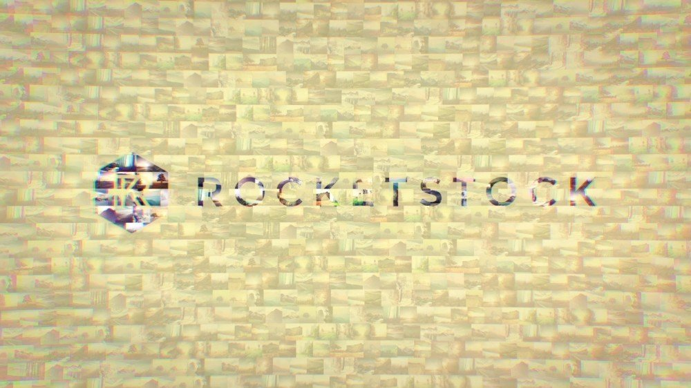 Photo Mosaic after Effects Awesome Mosaic Intricate Logo Reveal after Effects Template