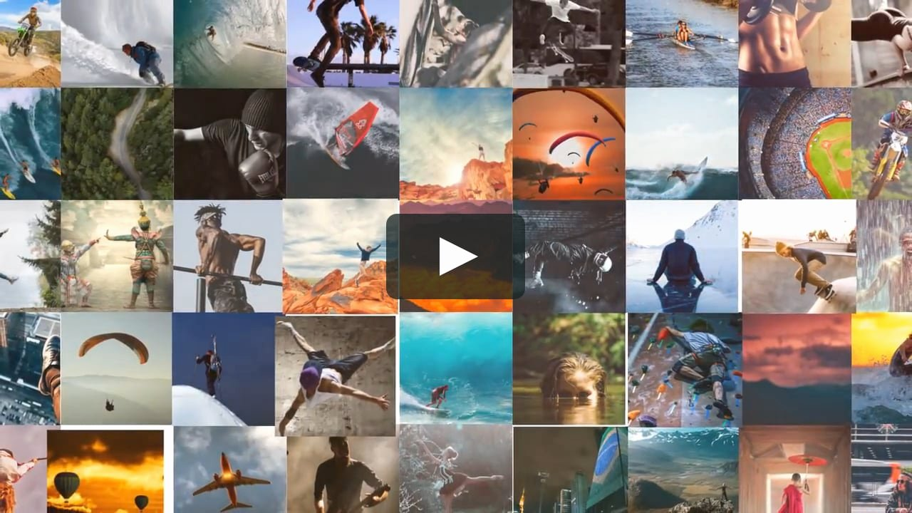 Photo Mosaic after Effects Beautiful Mosaic Slideshow after Effects Templates On Vimeo