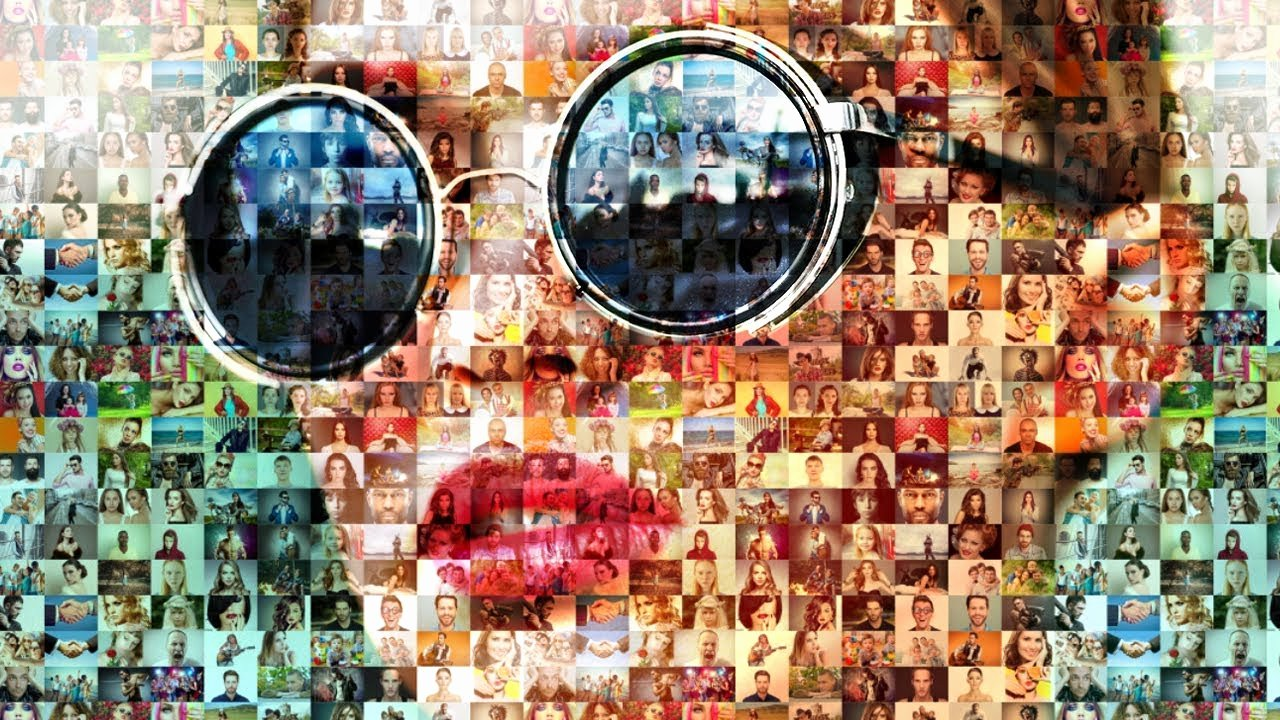 Photo Mosaic after Effects Fresh Shop Tutorial How to Create Stunning Mosaic