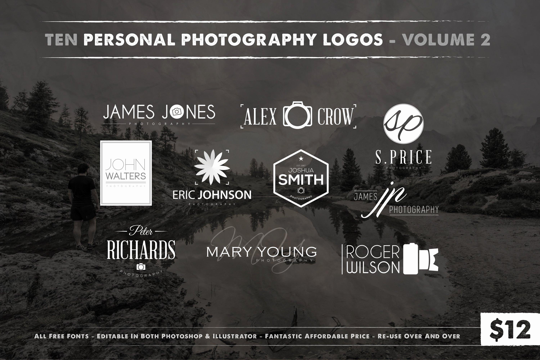 graphy Logos Vol 2