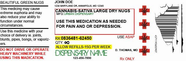 Pill Bottle Label Template Beautiful Medical Marijuana Prescription by Timmysacc2 On Deviantart