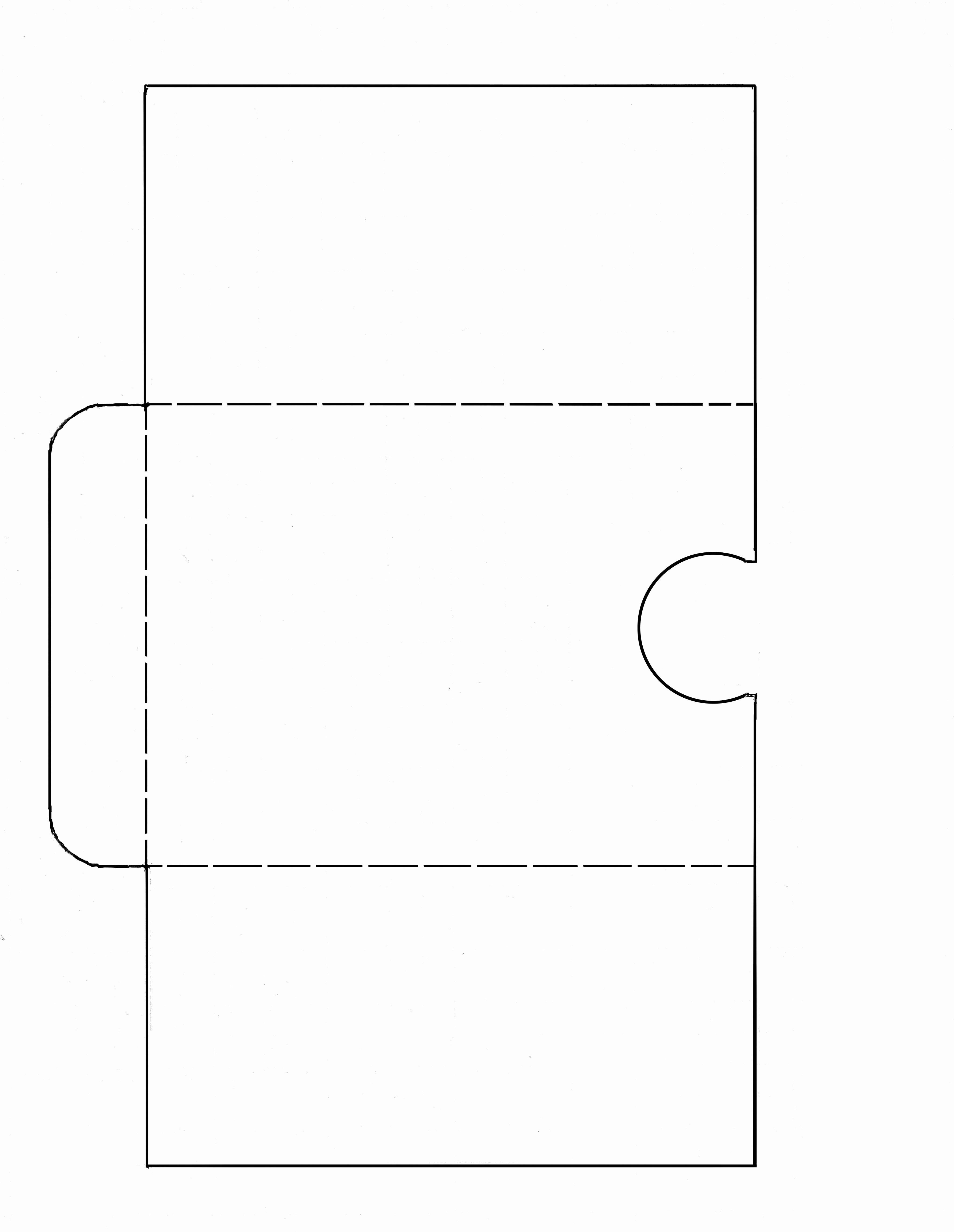 Pocket Envelope Template Best Of Pocket Letter Template Bing