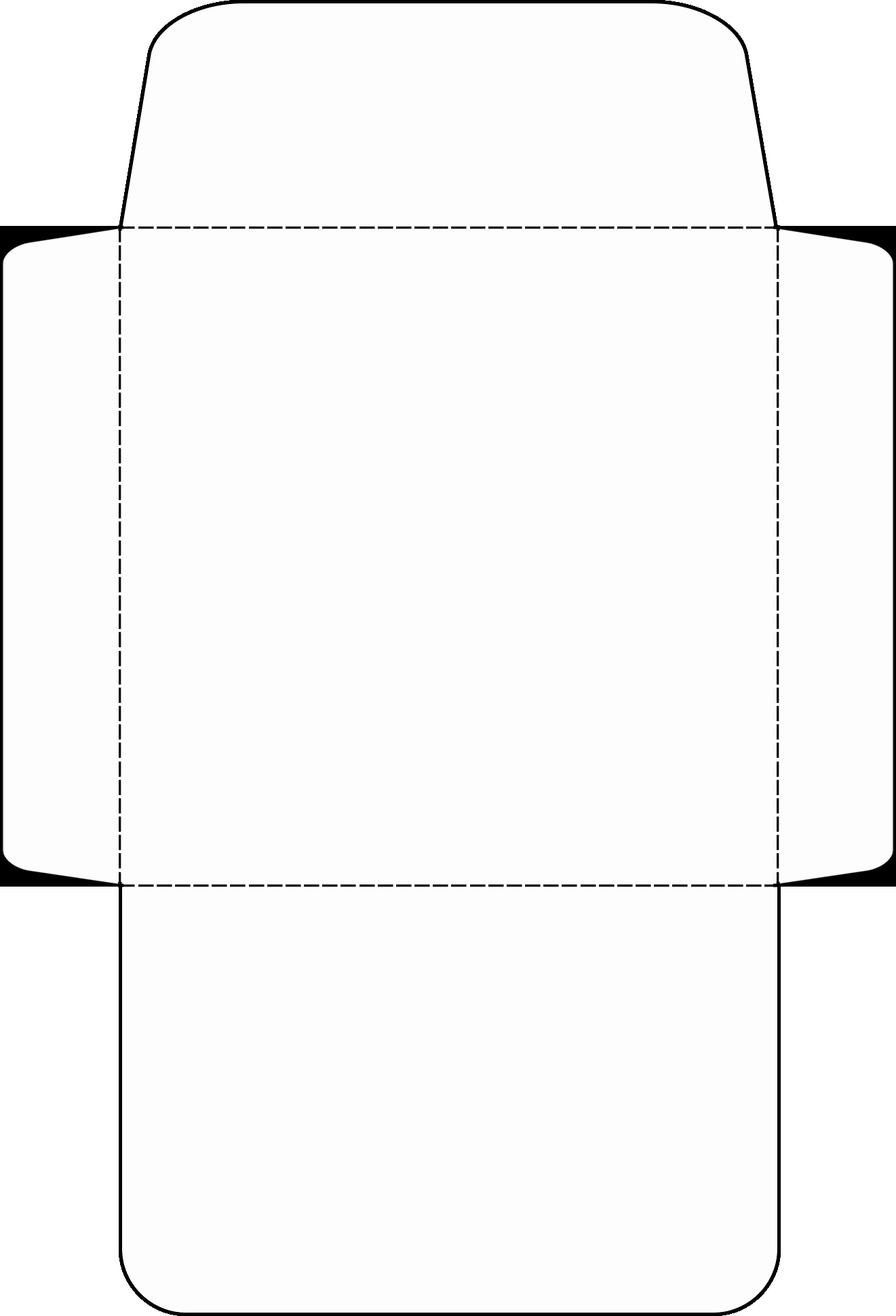 Pocket Envelope Template Elegant Envelope & Pocket Templates