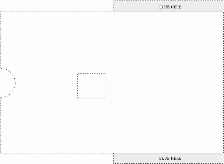 Pocket Envelope Template Lovely Movie Night Pocket Envelope Template