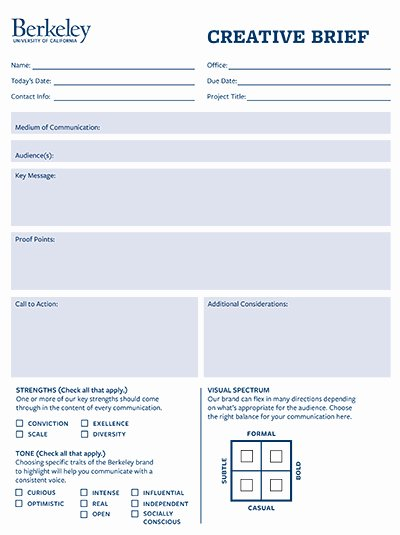 Policy Brief Templates Microsoft Word Best Of Creative Brief Template