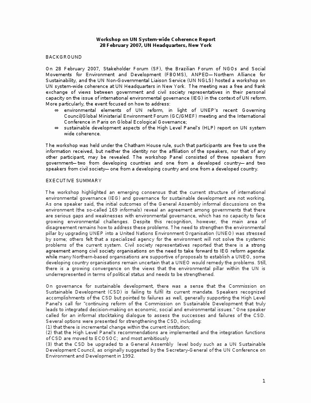 Policy Letter Template Best Of Policy Position Paper Example Example Position Paper