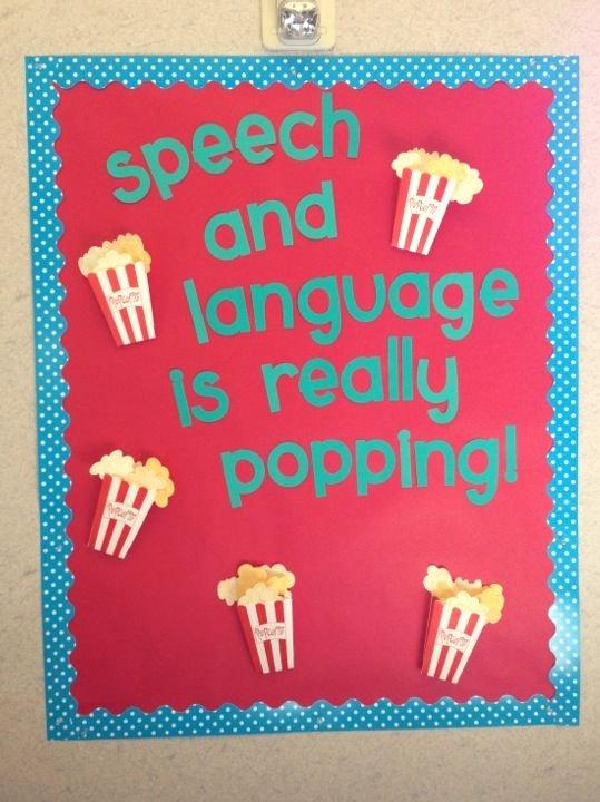 popcorn bulletin boards