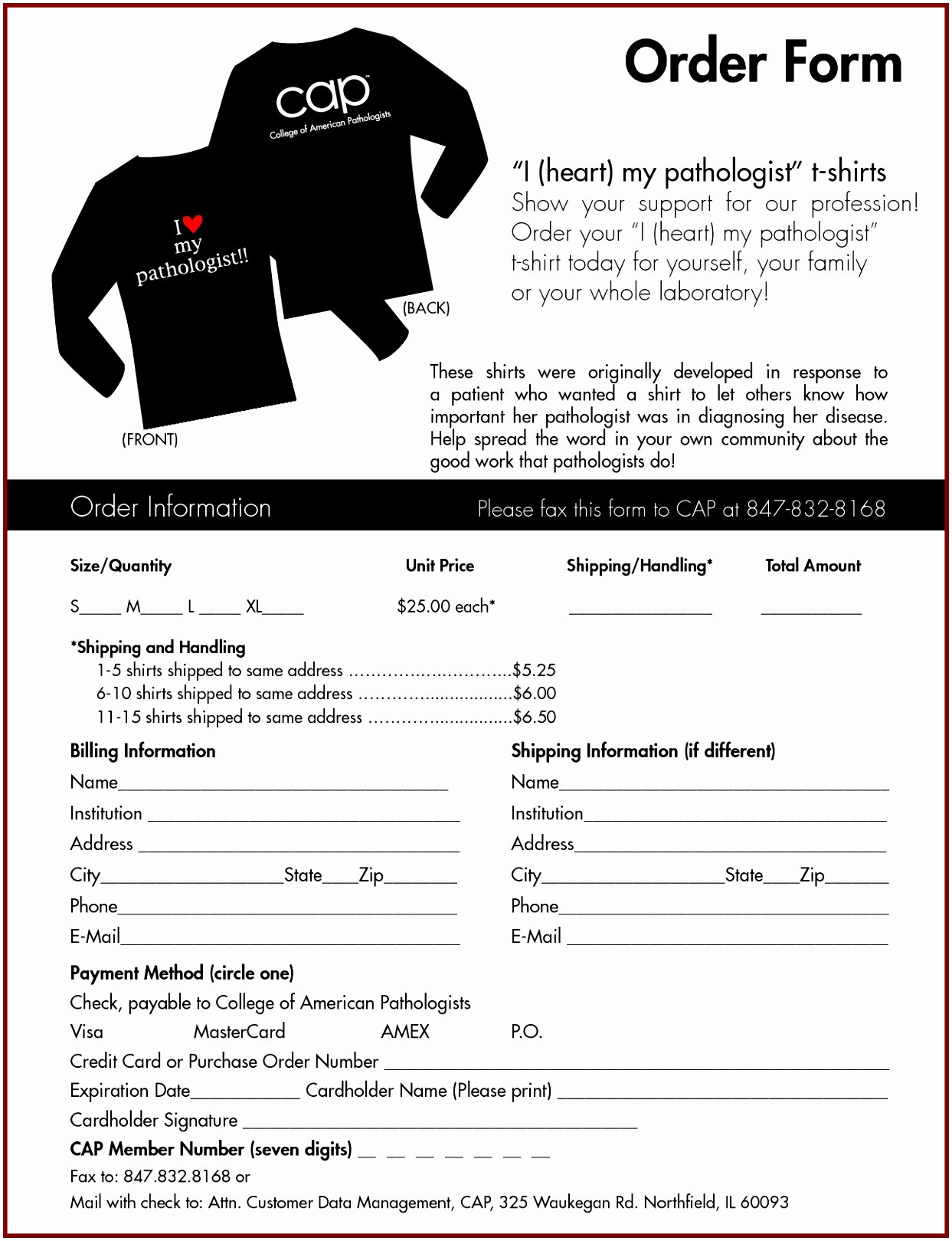 Pre order form Template Fresh 9 T Shirt Pre order form Template Woere