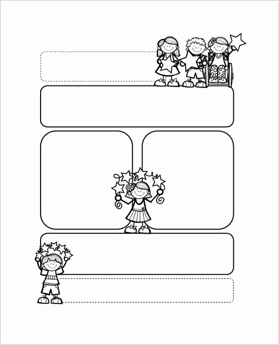 Preschool Newsletter Template Free Inspirational 13 Printable Preschool Newsletter Templates – Free Word