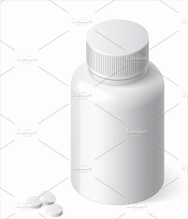 Prescription Bottle Label Template Lovely 9 Pill Bottle Label Templates Design Templates