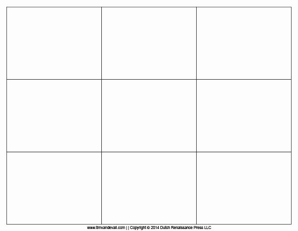 Printable Blank Playing Cards Unique Blank Flash Card Template