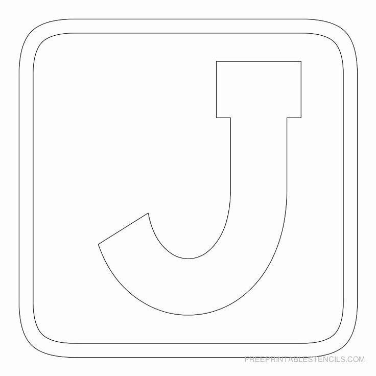 Printable Block Letters Template Lovely 27 Best Ideas About Alphabets On Pinterest
