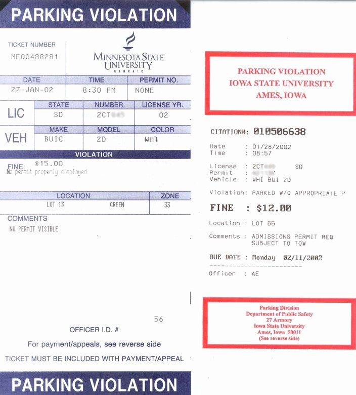Printable Fake Tickets Best Of 26 Of Fake Parking Ticket Template