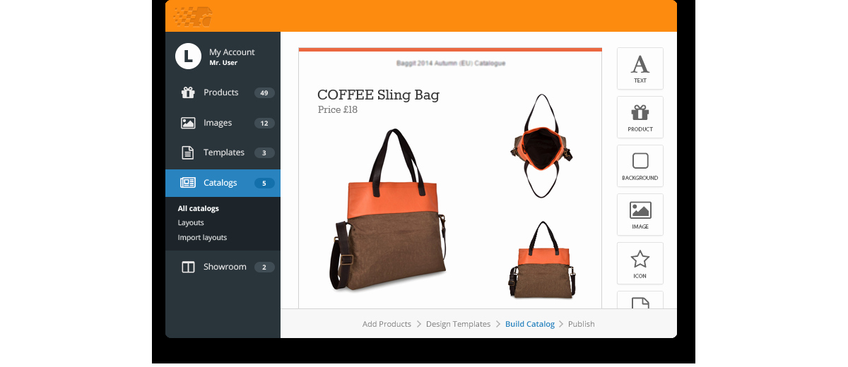 Product Catalogue Template Pdf Awesome Product Catalog Templates Make Your Catalog