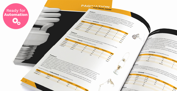 Product Catalogue Template Pdf Beautiful Indesign Free Catalog Template Pagination